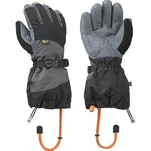 Mountain Hardwear Medusa Glove - Men's Gloves & mitts SM Black