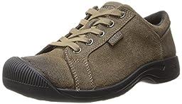 KEEN Women\'s Reisen Lace Shoe,Cascade Brown,8 M US