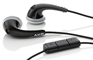 AKG K318 High Performance Ohrhörer Headset - schwarz