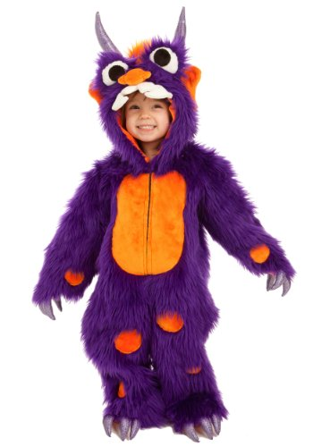 Baby Boys' Morris The Monster Costume