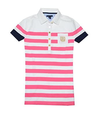 Womens Banded Bottom Polo Shirts