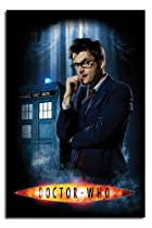 Doctor Who Tennant Thinking Poster - 36 x 24 Inches (91.5 x 61 cms)