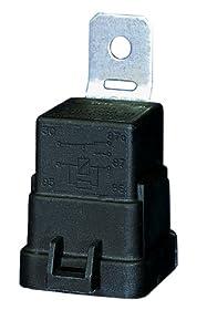HELLA 007794301 Weatherproof 20/40 Amp SPDT Mini Relay with Bracket