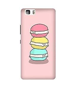 Macaroons Huawei P8 lite Case