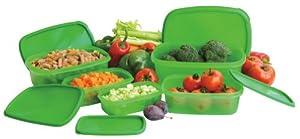 Gourmet Trends Original Always Fresh Containers, 10-Piece Set