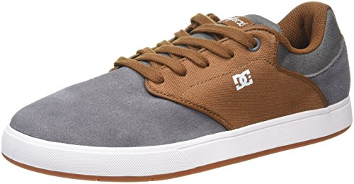 dc-universe-mikey-taylor-sneakers-basses-homme-gris-grau-charcoal-white-cw5-43