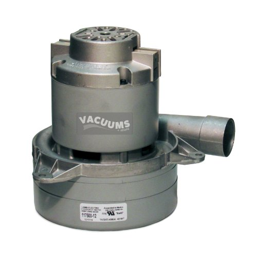Ametek Lamb Vacuum Blower / Motor 120 Volts 117500-12