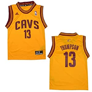 NBA CLEVELAND CAVALIERS THOMPSON #13 Youth Athletic Jersey Top by NBA