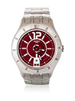 Swatch Reloj de cuarzo Man IN A BURGUNDY MODE YTS405G 42 mm
