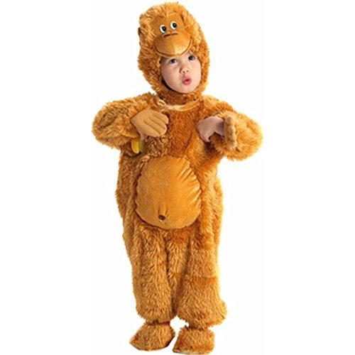 Adorable Toddler Monkey Costume (Size:2-3T)