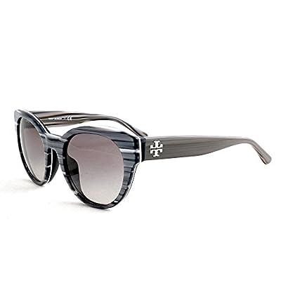 Sunglasses Tory Burch TY 7080A 140711 METALLIC GREY HORN/GREY