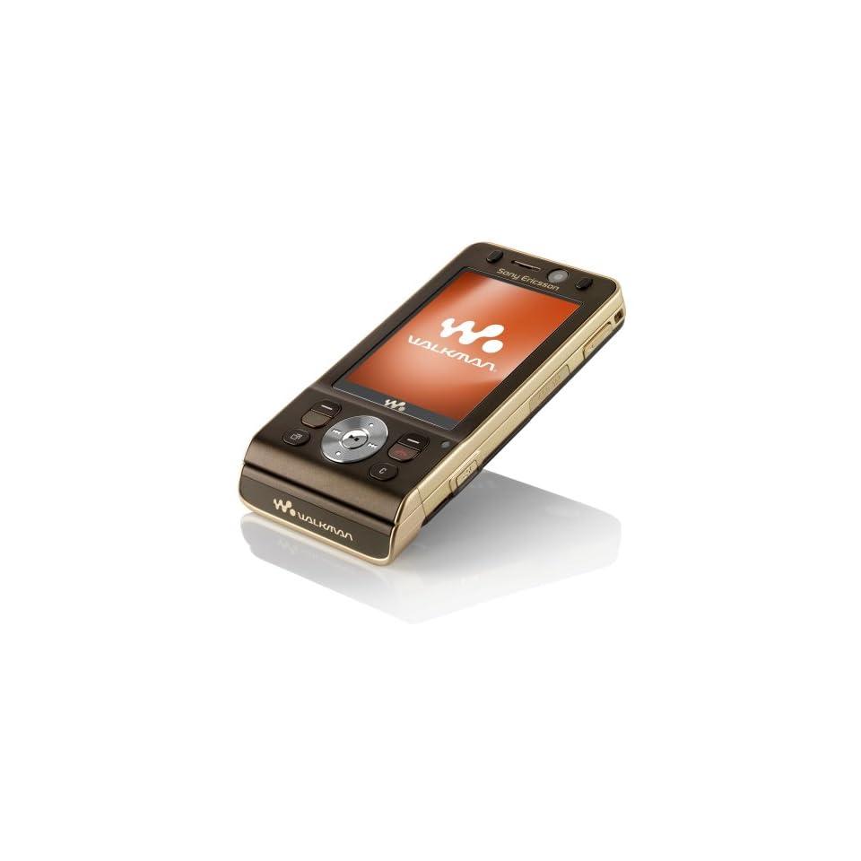 Sony Ericsson W910i Unlocked Cell Phone with 2 MP Camera