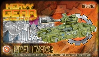 Heavy Gear: South Hetairoi Hovertank