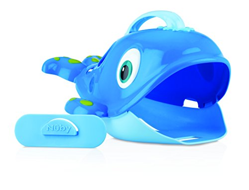 Nuby Sea Scooper, Blue - 1
