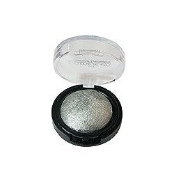 Cameleon 3d & Waterproof Eyeshadow in Silver Color - 8g