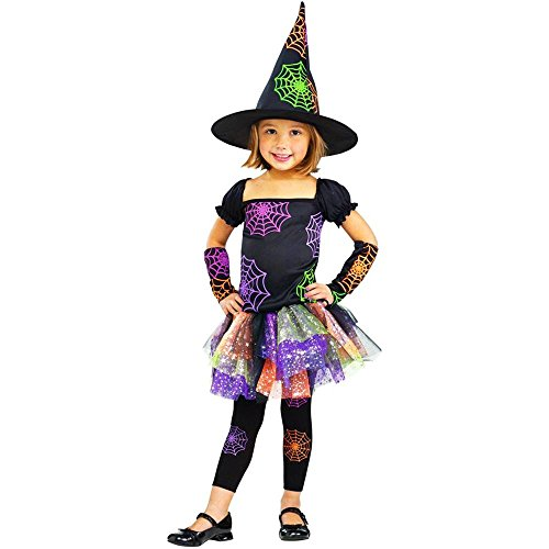 Wild Witch Toddler Costume