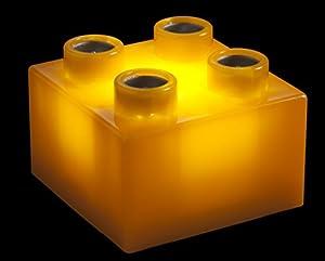 Light Stax® Zusatzsteine orange, Inhalt: 6 Stück