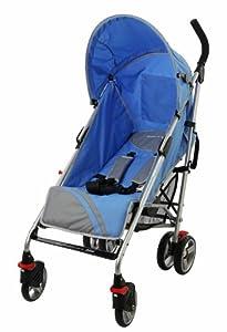 Dream On Me Lightweight Umbrella Stroller, Sky Blue