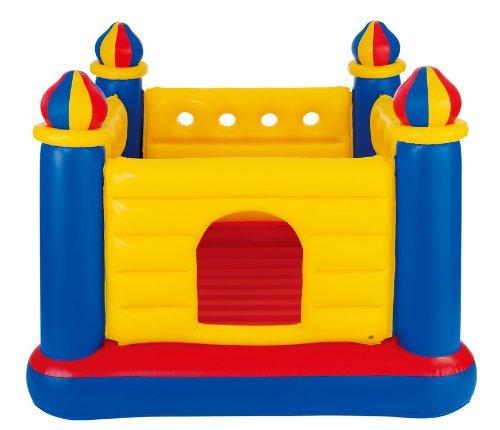 Intex Recreation Jump O Lene Castle Bouncer, Age 3 - 6 Children, Kids, Game front-1037498