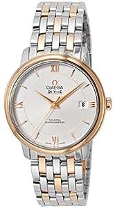 [オメガ]OMEGA 腕時計 デ・ビル シルバー文字盤 424.20.37.20.02.002 メンズ 【並行輸入品】