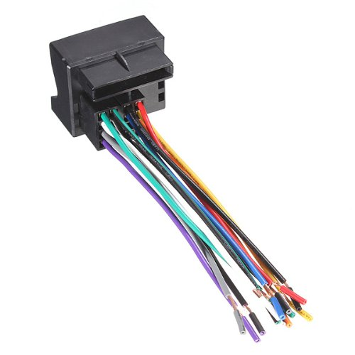 Car Stereo Radio Player Wire Harness Adapter