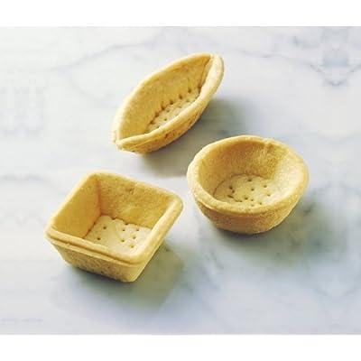 "Sweet Tart Shell Assortment, 1.5"" & 2.5"" - 378 Per Case by ALBA"