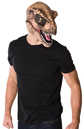 Rubie's Costume Co Men's Jurassic World T-Rex 3/4 Mask, Multi, One Size Rubie's http://www.amazon.com/dp/B00TO6EKFM/ref=cm_sw_r_pi_dp_2Syexb0F8CJ3G