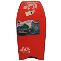 NMD Storm Bodyboard, Red, 42.5-Inch