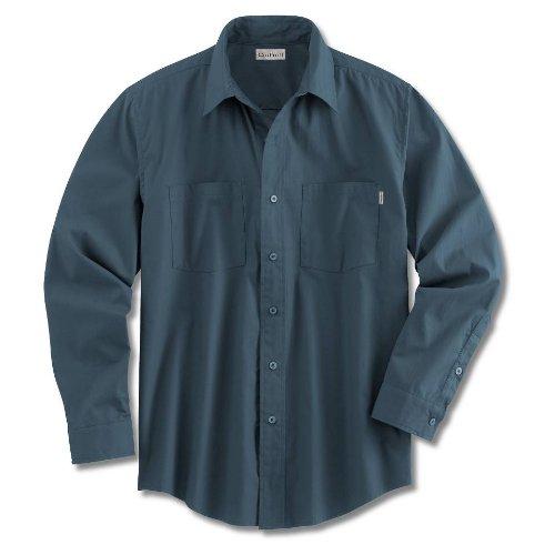 Carhartt Men's Long Sleeve Lightweight Cotton Shirt