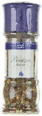 Schuhbeck Schuhbecks Gewürzmühle Brotzeit, 1er Pack (1 x 43 g) von Schuhbeck - Gewürze Shop