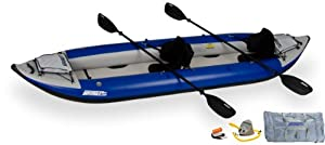 Sea Eagle 420x Inflatable Kayak with Pro Package by Sea Eagle