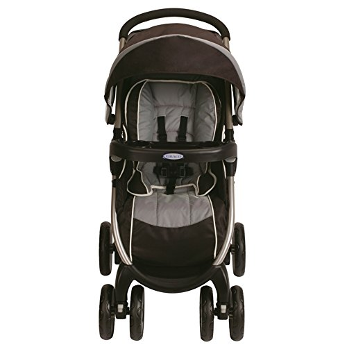Graco Fastaction Fold Click Connect Stroller,