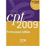 CPT 2009 Professional Edition (Current Procedural Terminology, Professional Ed. ~ Michael Beebe