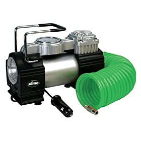Slime COMP06 Pro Power Heavy-Duty Tire Inflator