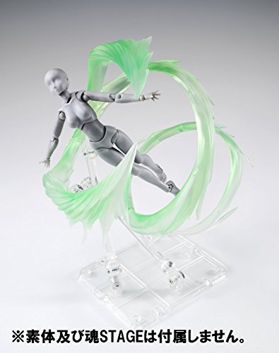 魂EFFECT WIND Green Ver. ノンスケール PVC&ABS製