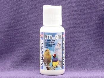 8 in 1 Pro Ultra-Care Vita-Sol for Caged Birds