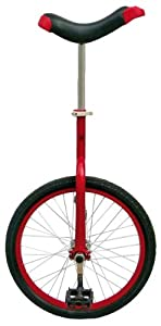 Uno Red Unicycle, 20-Inch