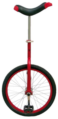 Fun-Red-16-Unicycle-with-Alloy-Rim