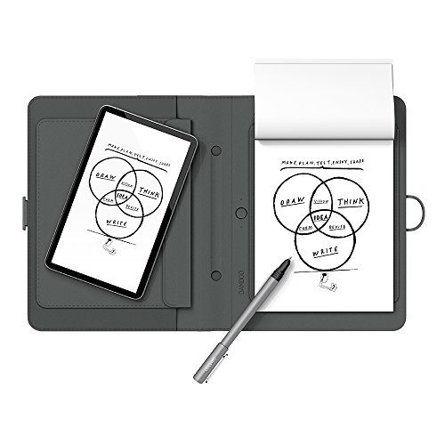 Wacom Bamboo Spark with Tablet Sleeve (CDS600P)