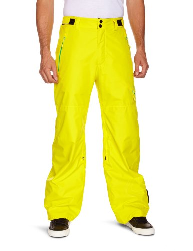 O'Neill Explore Jones 2 Layer Drop Crotch Men's Cargo Trousers Blazing Yellow W36 INxL32 IN
