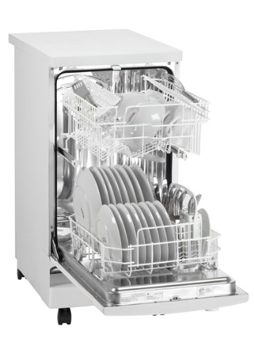 Compact Built In Dishwasher