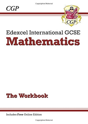 Edexcel Certificate / International GCSE Maths Workbook (with Online Edition)