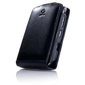Capdase Leather Case WCBB8900-6001 for Javelin 8900 (Black)