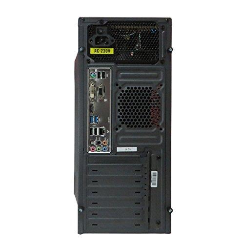 NITROPC - PC Gamer Nitro X (CPU Quad-core 4 x 4,00Ghz, T. Gráfica R7 2GB, Hdd 1Tb, Ram 8GB + Windows 10 64 bits Prel.) pc gamer, pc gaming