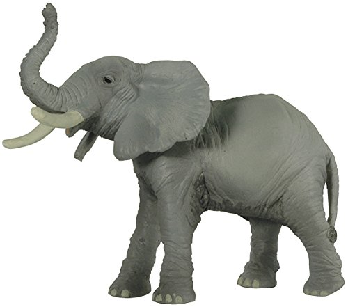 Papo Trumpeting Elephant Toy Figure