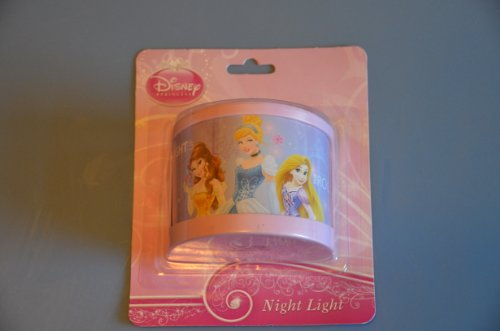 Disney Princess Night Light - 1