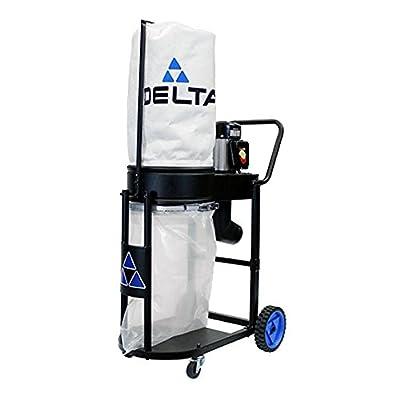 Delta Power Equipment Corporation 50-723 1 hp Dust Collector