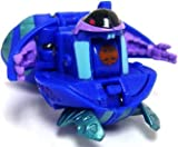 Bakugan Battle Brawlers Game Single LOOSE Figure Aquos Preyas [Blue]