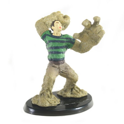 Picture of Bandai Chozoukei Damashii Spiderman 3 Trading Figure - Sandman (B0052ZGW1O) (Spider-Man Action Figures)