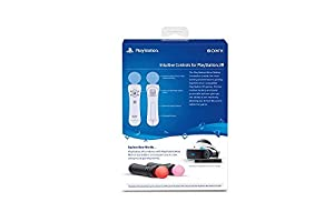 Sony Computer Entertainment PlayStation Move Controllers - Two Pack - PS 4